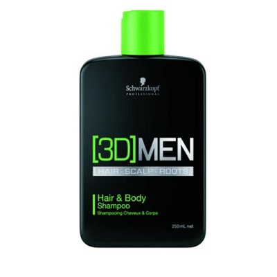 3d men shampoo online at Hoop Hair Salon in Essex