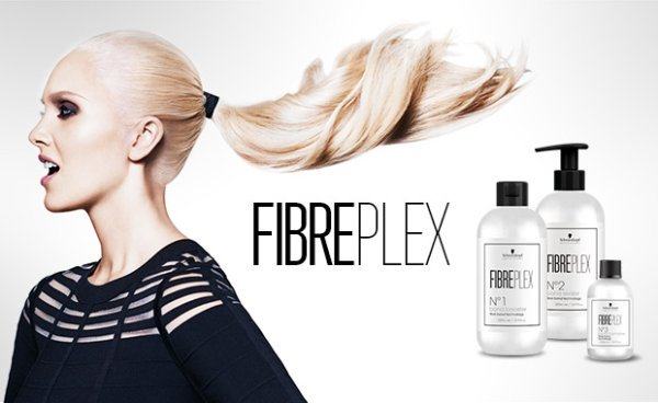 Schwarzkopf FibrePlex Strong Healthy Hair Treatments at Hoop Hair Salon Clacton Essex