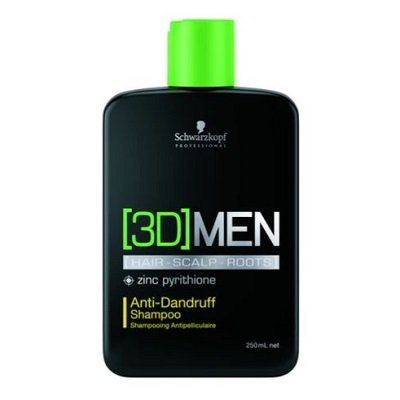 3d men anti dandruff shampoo at top online shop in Essex