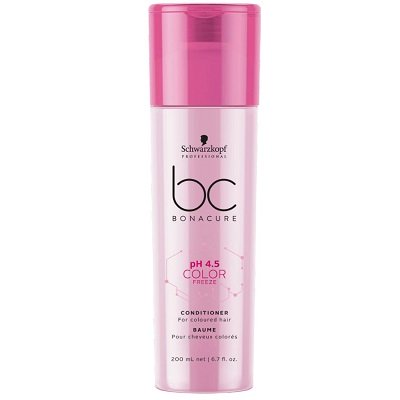 BC BONACURE COLOR FREEZE CONDITIONER FOR COLOURED HAIR 200ML