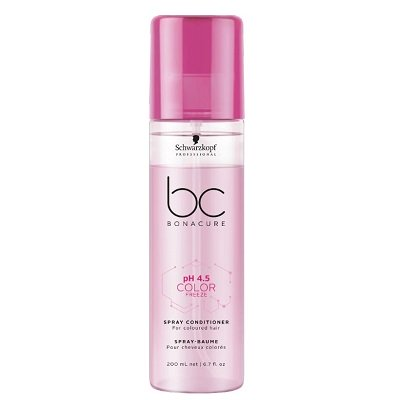 BC BONACURE COLOR FREEZE SPRAY CONDITIONER FOR COLOURED HAIR 200ML