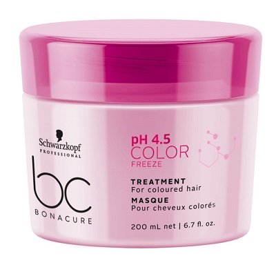 BC BONACURE COLOR FREEZE TREATMENT FOR COLOURED HAIR 200ML