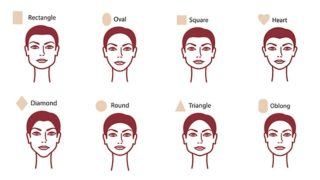 Face Shapes at Hoope Hairdressing Salon In Clacton On Sea