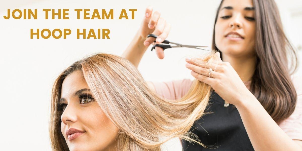 Hoop Hair Salon in Clacton on Sea, Staff Vacancies