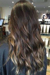Subtle-balayage-on-dark-hair-hoop-hair-salon-Clacton