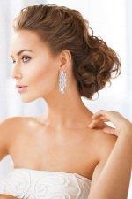beautiful bridal upstyles at hoop hairdressing in clacton, essex