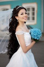 Bride's Hairstyles With Hair Extensions, Hoop Hair Salon, Clacton, Essex
