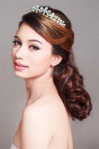 Long Wavy Bridal Hairstyles, Hoop Hair Salon in Clacton, Essex